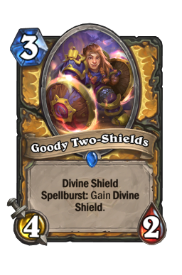 Goody Two-Shields