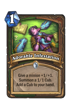 Adorable Infestation