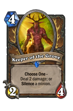 Keeper of the Grove