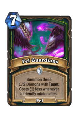 Fel Guardians