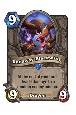 Runaway Blackwing