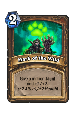 Mark of the Wild (Classic)