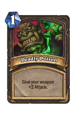 Deadly Poison (Classic)