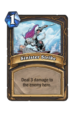 Sinister Strike (Classic)
