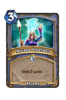 Arcane Intellect (Core)