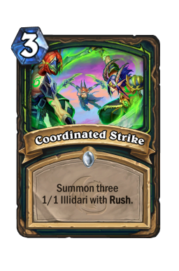 Coordinated Strike (Core)