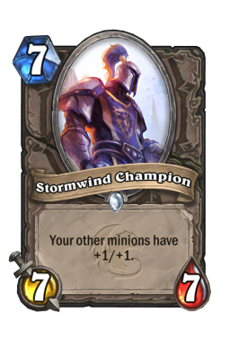 Stormwind Champion (Core)
