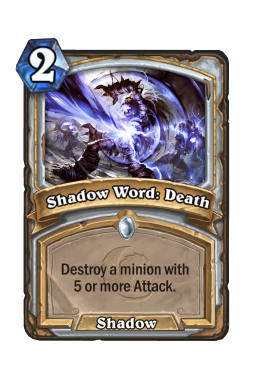 Shadow Word: Death (Core)