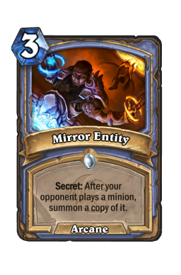 Mirror Entity (Core)