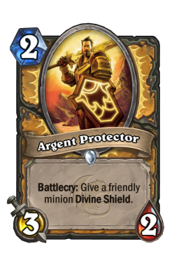 Argent Protector (Core)