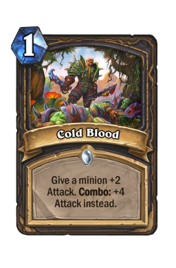 Cold Blood (Classic)