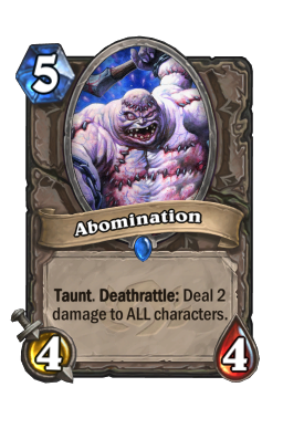 Abomination (Classic)
