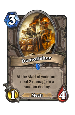 Demolisher (Classic)
