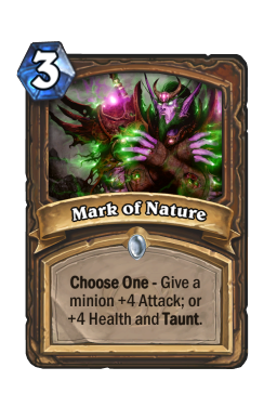 Mark of Nature (Classic)