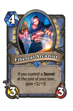 Ethereal Arcanist (Classic)