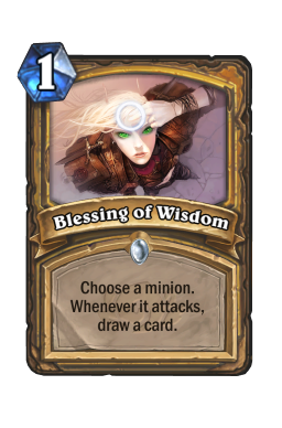 Blessing of Wisdom (Classic)