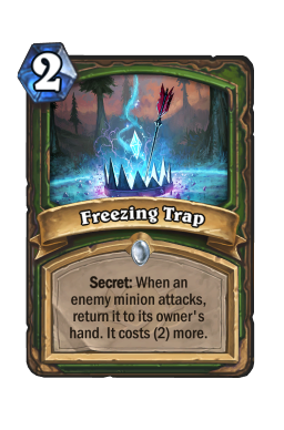 Freezing Trap (Classic)