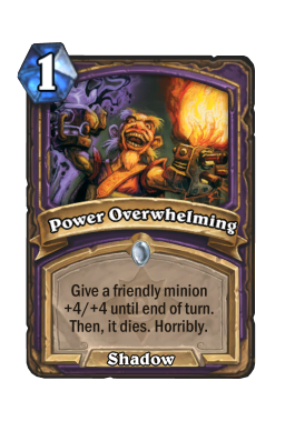 Power Overwhelming (Legacy)