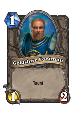 Goldshire Footman (Legacy)